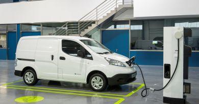 Nissan cuenta con la mayor red de recarga de Europa. La Nissan e-NV200 gana el Premio Alemán al Vehículo Comercial 2016