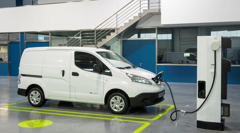 La Nissan e-NV200 gana el Premio Alemán al Vehículo Comercial 2016