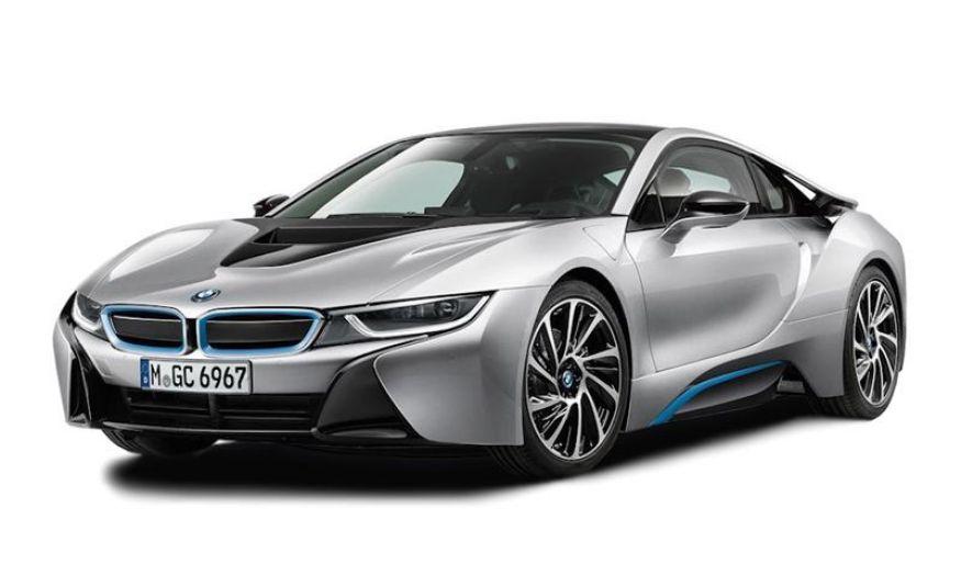 Tipos de coche eléctrico. BMW i8. Battery electric vehicle BEV, Plugin hybrid electric vehicle PHEV, Extended Range electric vehicle EREV.