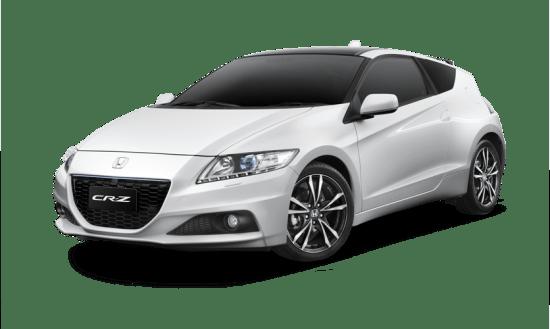 Tipos de vehículo Híbrido. Honda CR-Z
