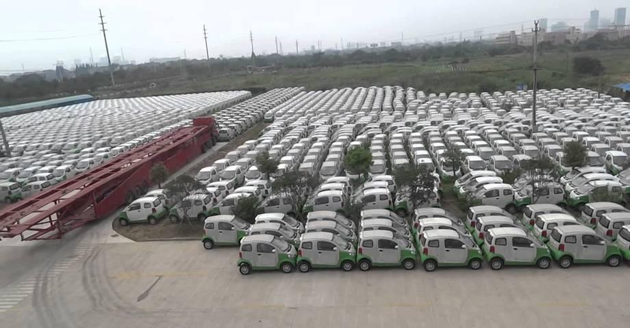 Wishi, un carsharing de diez mil coches eléctricos en Madrid