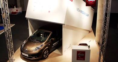 Nissan presenta su último dispositivo móvil en el Mobile World Congress