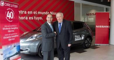 Nissan y Circutor promueven el coche eléctrico