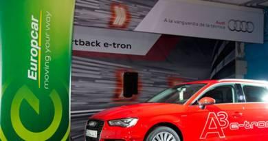 Evectra instala puntos de recarga para Europcar