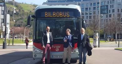 Bilbobus probará un autobús eléctrico Irizar i2e