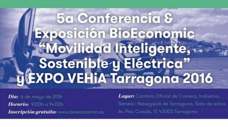 "Quinta Conferencia & Expo VEHiA ""Movilidad Inteligente, Sostenible y Eléctrica"""