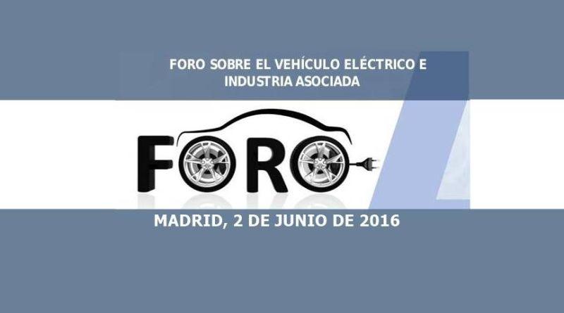 Cuenta atrás para el III Foro del Vehículo Eléctrico en Madrid