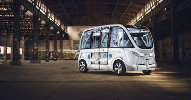 Los vehículos autónomos NAVYA serán comercializados por MOVELCO