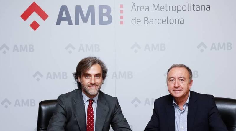 AMB y Nissan impulsan vehículos eléctricos en Barcelona