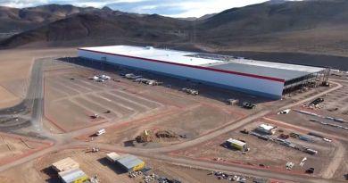 Tesla quiere entre diez y veinte Gigafactorias por todo el mundo. Galicia quiere tener la Gigafactoria2 de Tesla