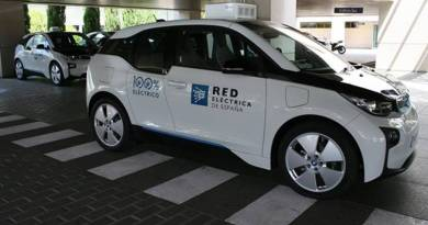 Red Eléctrica incorpora una flota de vehículos eléctricos BMW i3