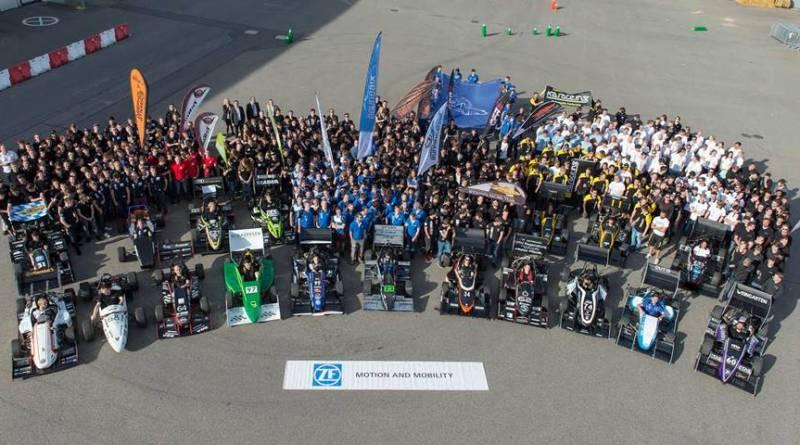ZF Race Camp apoya a equipos de la Formula Student