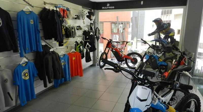 Bultaco abre tienda en Madrid. Comprar motos eléctricas Bultaco en Madrid. Motos eléctricas Bultaco Brinco
