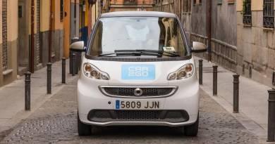 Car2go permite a los usuarios conocer la movilidad eléctrica. car2go supera los sesenta y tres mil usuarios. carsharing con coches eléctricos en Madrid