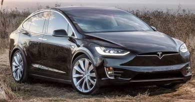 Tesla Model X 60D, el acceso a la gama