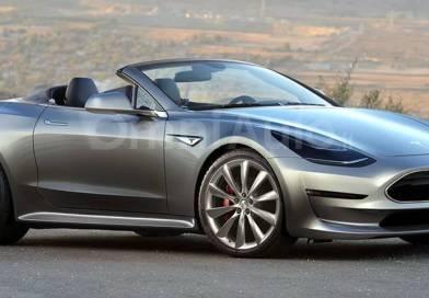 Tesla Roadster 2019, precioso render desde Italia