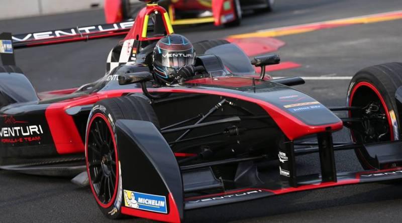 Colaboración entre Venturi Formula E y ZF