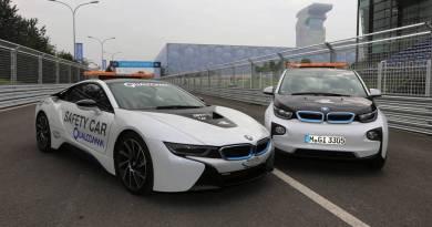 BMW i entra en la Formula E de la mano del equipo Andretti