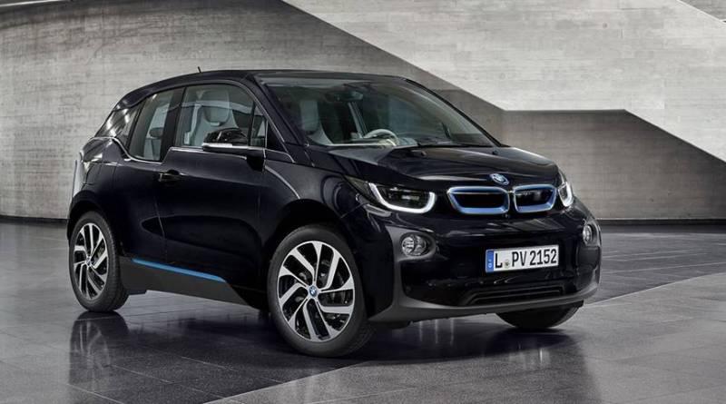 215 coches eléctricos matriculados en España durante Agosto. BMW i3