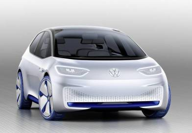 Se filtran los futuros coches eléctricos de VW