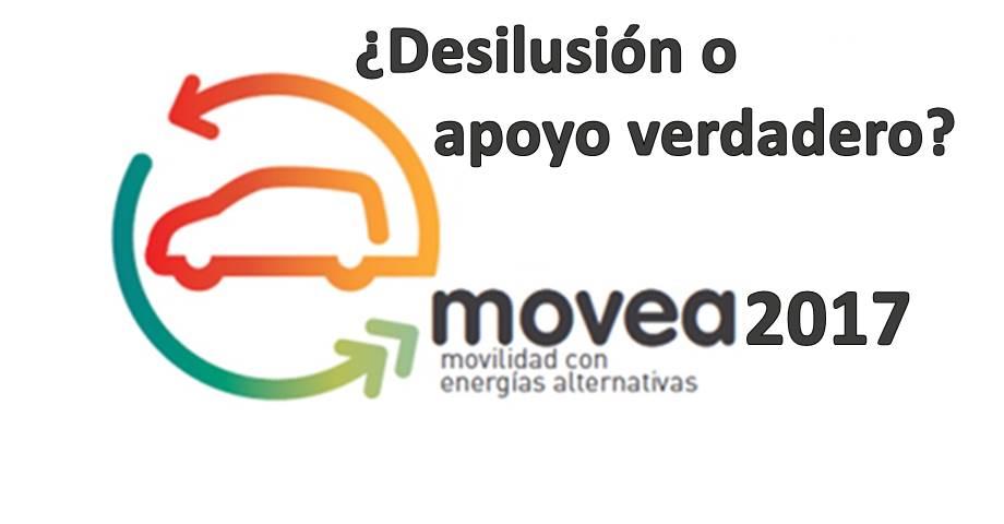 Aprobado el Plan MOVEA 2017 para la compra de vehículos eléctricos