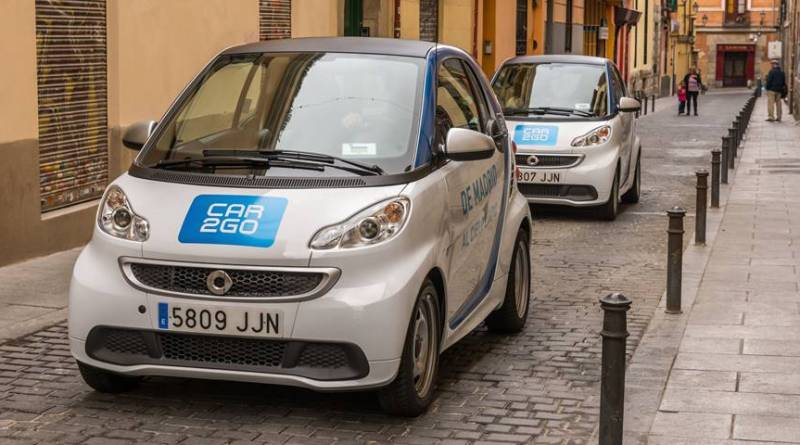 El servicio de carsharing de car2go sigue creciendo