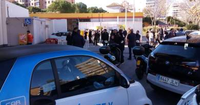 GIC inaugura punto de recarga rápida en Madrid