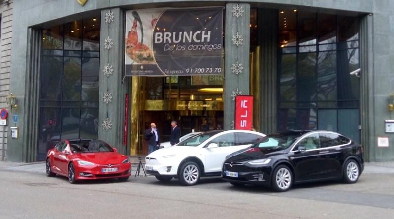 Tesla Motors desembarca oficialmente en España