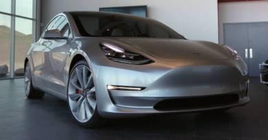 Tesla Model 3 incorporará batería de 75 kWh