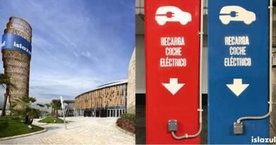 El CC Islazul habilita 22 plazas para recargar vehículos eléctricos