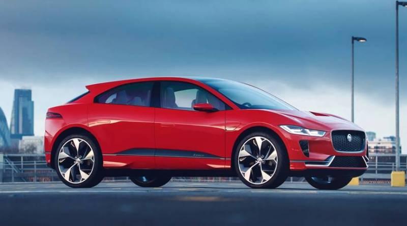 Jaguar I-PACE, el eléctrico se presenta en Ginebra