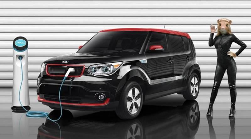 Kia Soul EV con actualización de bateria a 30 kWh