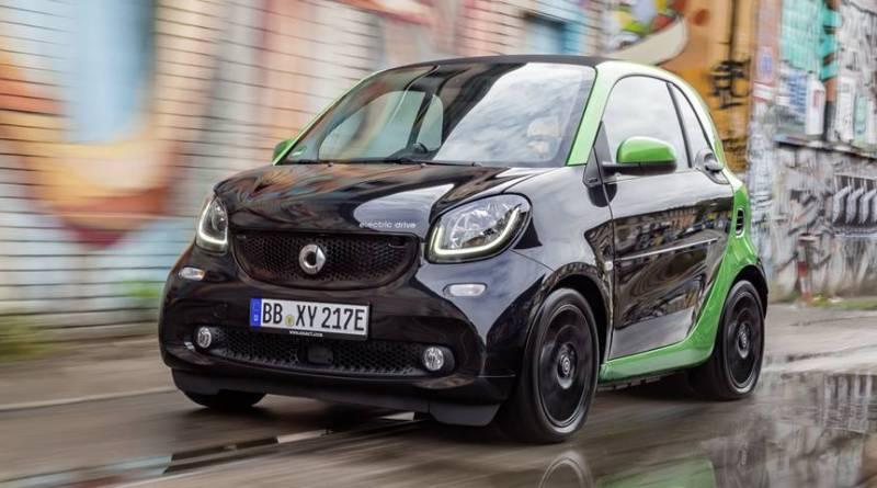 Acuerdo entre Endesa y Smart para la recarga de vehículos eléctricos