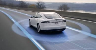 Sensores ultrasónicos de Tesla. Así funcionan