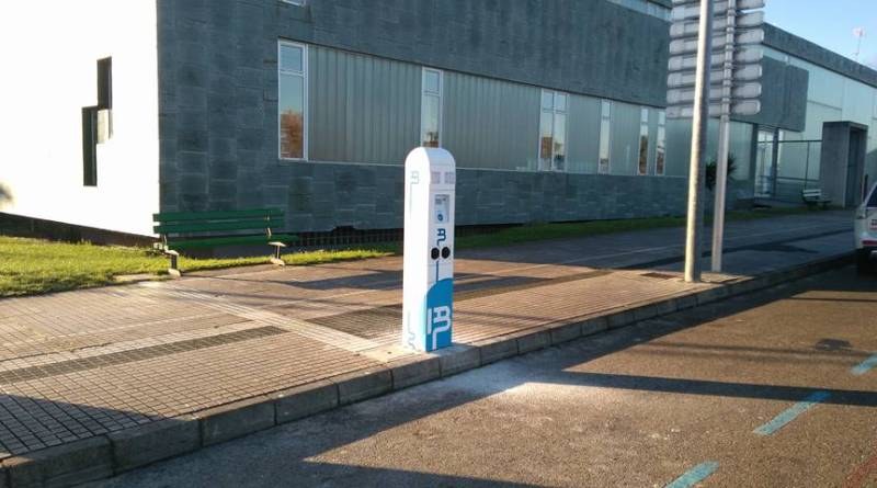 IBIL instala sus dos primeros puntos de carga en Cantabria