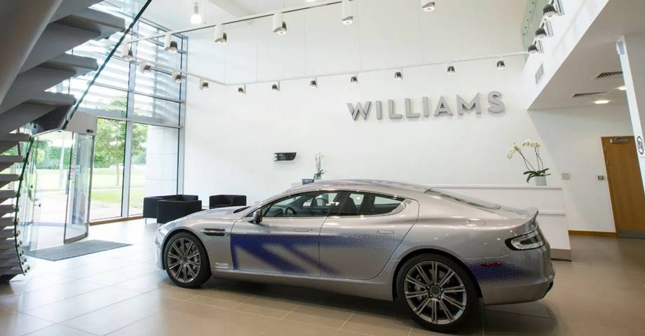 Williams Advanced Engineering construirá una fabrica de baterías