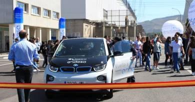 I Edición de la Vuelta a España en vehículo eléctrico