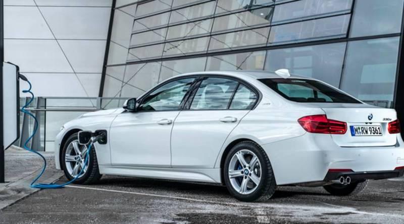 BMW podría presentar un Serie 3 eléctrico