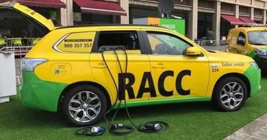 Estación de recarga móvil del RACC con tecnología Circontrol