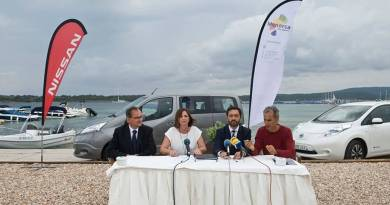 Programa piloto Menorca Smart Island de Nissan. El Consell Insular de Menorca promoverá la movilidad eléctrica