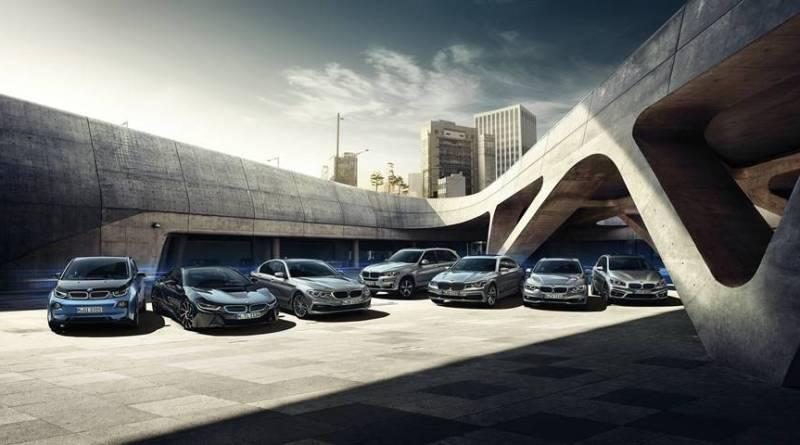 Repaso a la gama eléctrica BMW. BMW i vende casi 600 eléctricos en 2017 en España