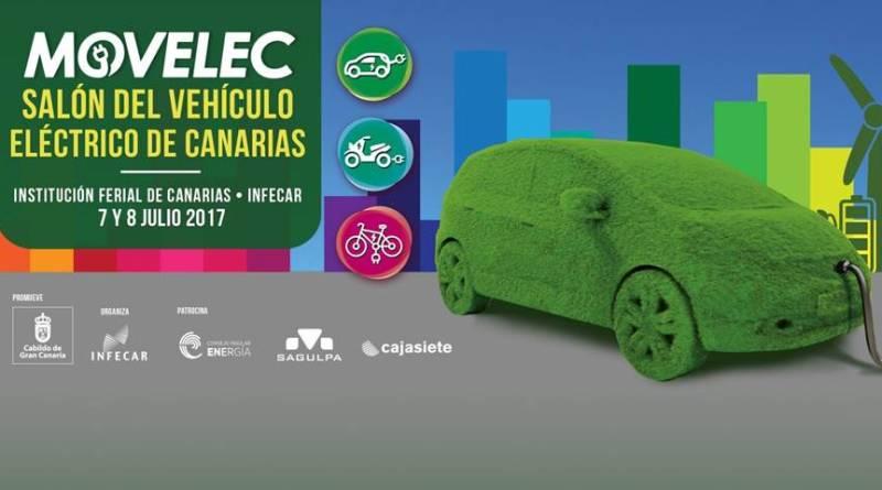MOVELEC 2017, Salón del Vehículo Eléctrico de Canarias