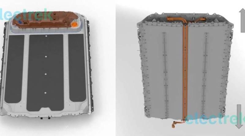 Imágenes y características de la batería del Tesla Model 3