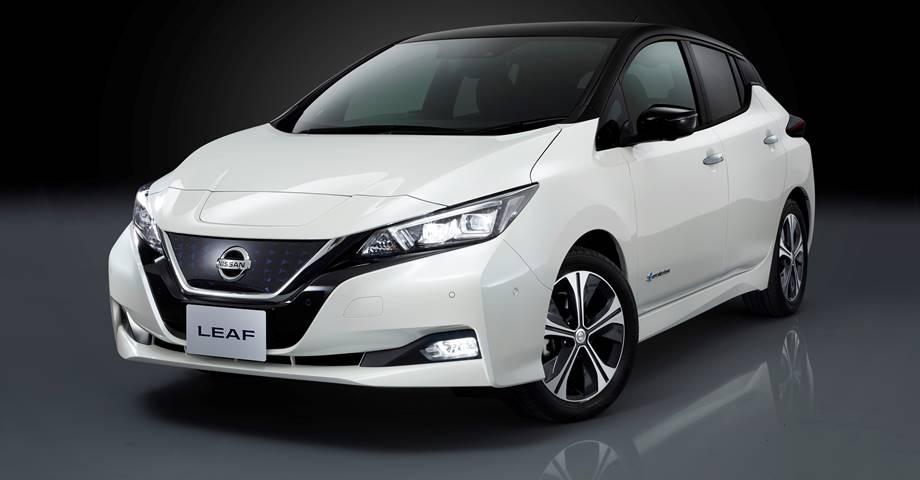 Empieza la producción del nuevo LEAF. Tuyo por 300€/mes. Nissan LEAF 2.ZERO. Agotadas las 100 unidades de la versión especial de lanzamiento. Éxito en las reservas del nuevo Nissan LEAF vía web... Corre que se acaban!. Nissan ha presentado el nuevo LEAF 2017. Especificaciones técnicas