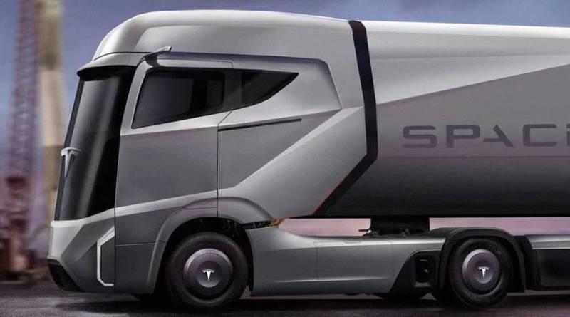 El camión eléctrico Tesla Semi será presentado el 26 de Octubre