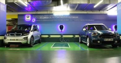 Comprar un coche eléctrico: PREGUNTAS FRECUENTES 2. El Corte Inglés de Sanchinarro y Pozuelo tendrán BMW i Wallbox
