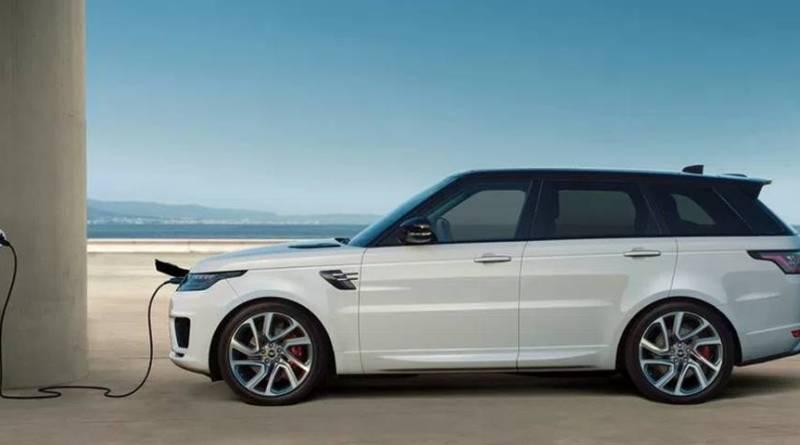 Land Rover lanza el primer Range Rover Híbrido