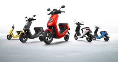 NIU M1, el scooter eléctrico inteligente llega a España