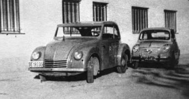 El primer coche eléctrico español se fabricó en Sevilla en 1946