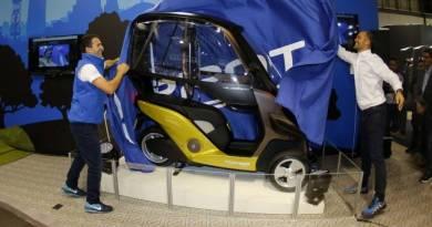 La firma española Torrot presenta el Velocípedo en el EICMA